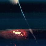 Abb. Orbitales Sonnenuntergangserleben